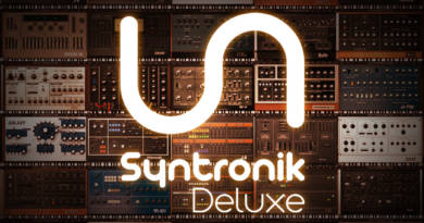 IK Multimedia unveils Syntronik Deluxe