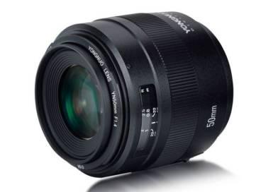 Yongnuo YN 50mm f1.4 II coming soon