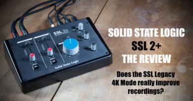 SOLID STATE LOGIC SSL 2+ (ENG)