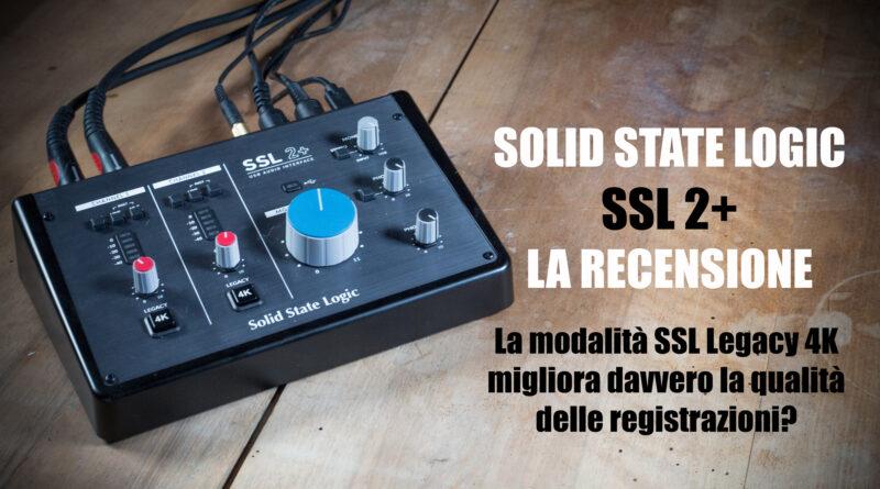 SOLID STATE LOGIC SSL 2+ (ITA)