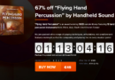 Flying Hand Percussion 67% Off