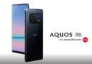 Sharp launches Aquos R6