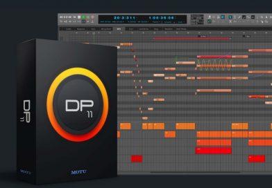 MOTU introduces Digital Performer 11