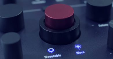 """Waldorf launched """"M"""" synthesizer"""
