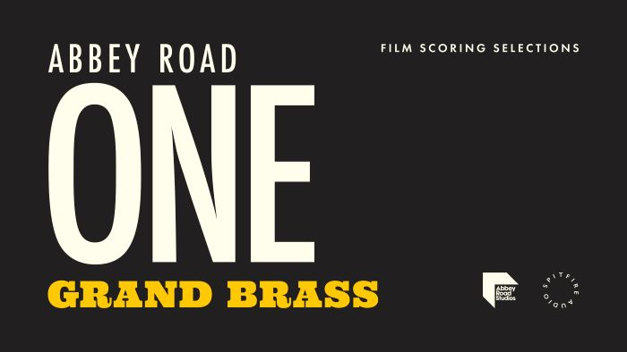 SpitFire Audio released Abbey Road One: Grand Brass